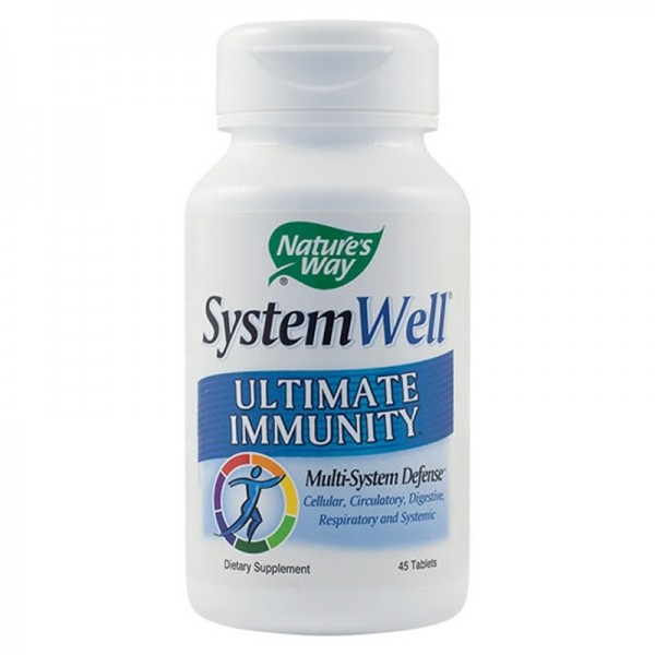 Nature's Way System Well 45 Tablets