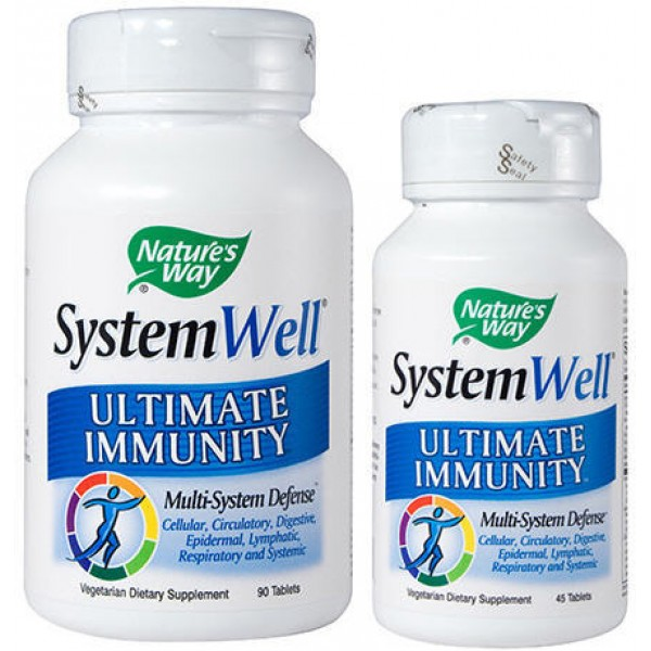 Nature's Way System Well Bonus Pack (90 Tablets + 45 Tablets)