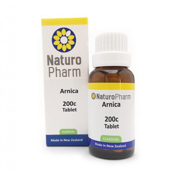 Naturo Pharm Arnica 200c 130 Tablets