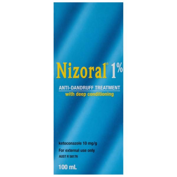 Nizoral 1% Anti Dandruff Treatment 100ml