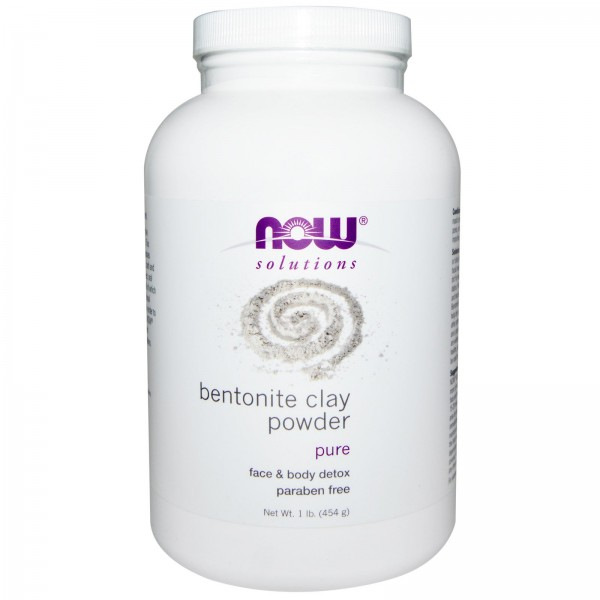 Now Foods Bentonite Clay Powder 454g