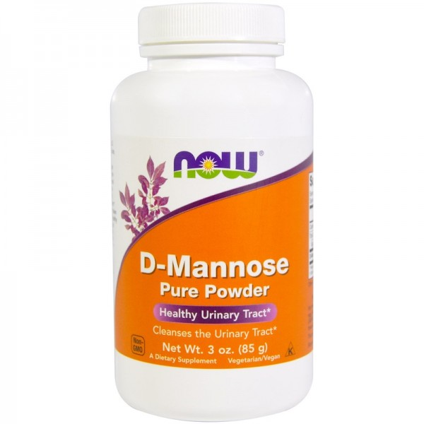 Now Foods D-Mannose Powder 85g