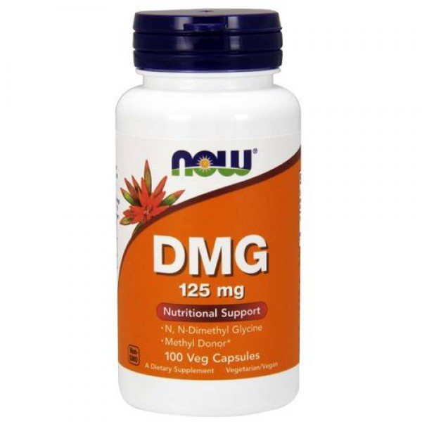 Now Foods DMG 125mg 100 Capsules