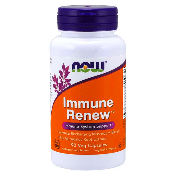 Now Foods Immune Renew 90 Capsules