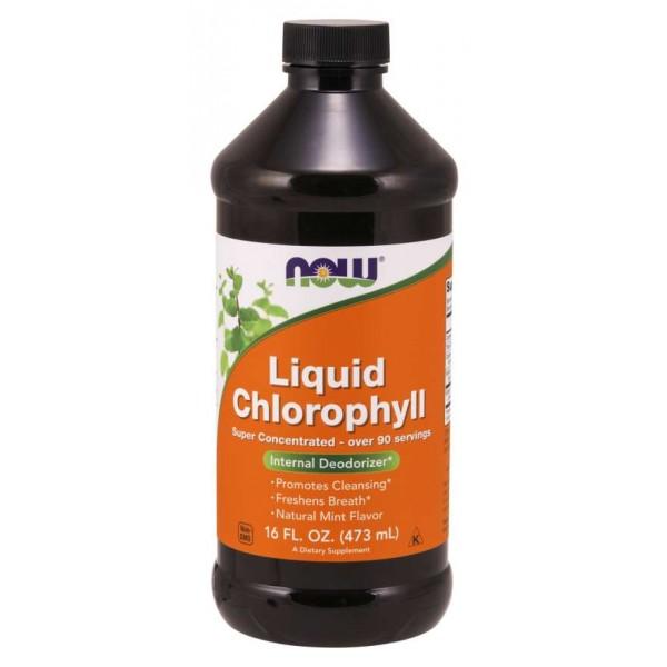 Now Foods Liquid Chlorophyll 473ml
