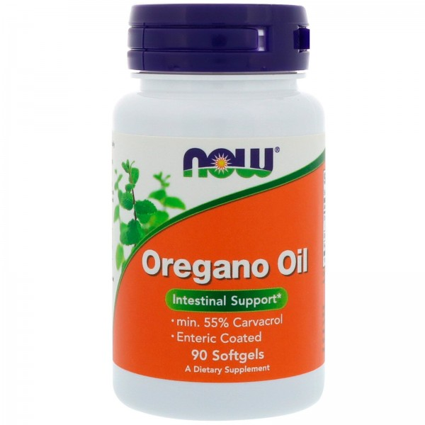 Now Foods Oregano Oil 90 Softgels