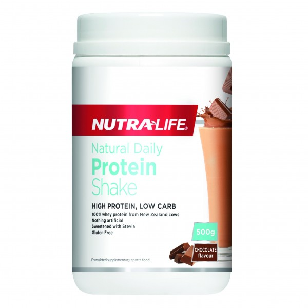Nutralife Natural Daily Protein Chocolate 500g
