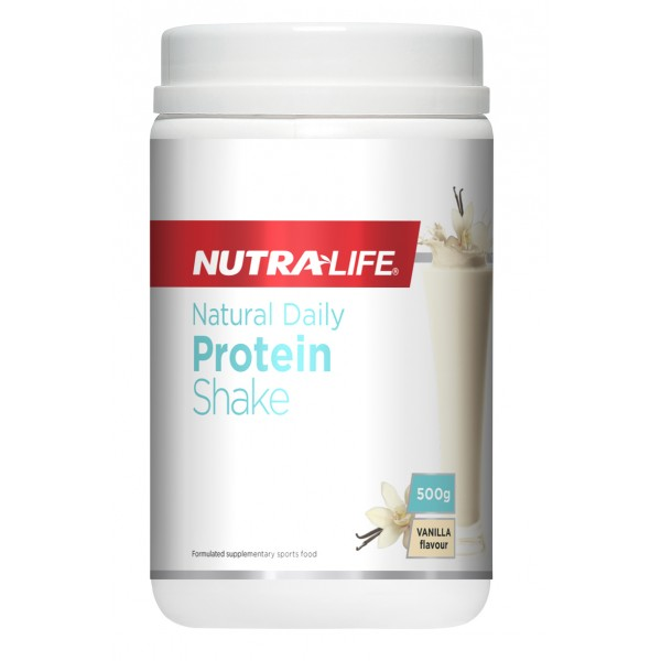 Nutralife Natural Daily Protein Vanilla 500g