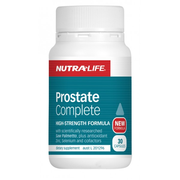 Nutralife Prostate Complete 30 Capsules