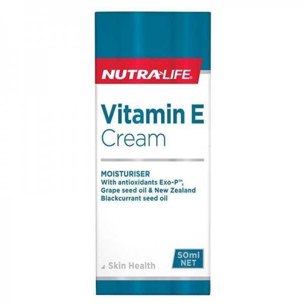 Nutralife Vitamin E Cream 50ml