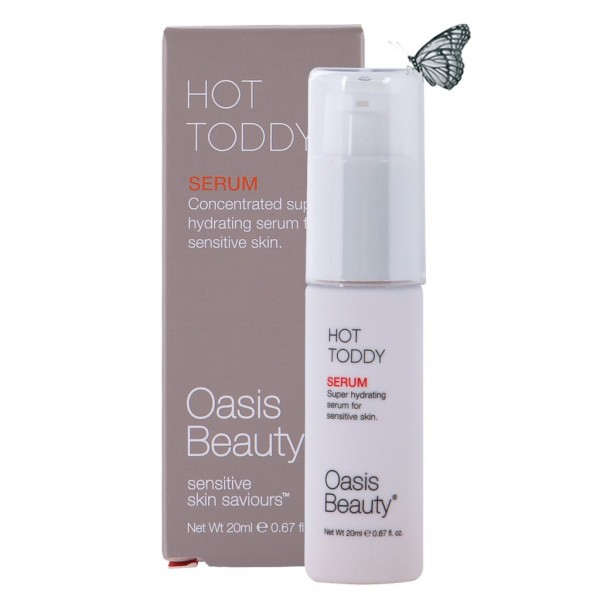 Oasis Beauty Hot Toddy Serum 20ml