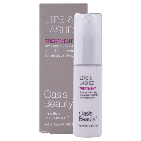 Oasis Beauty Lips & Lashes Treatment 20ml