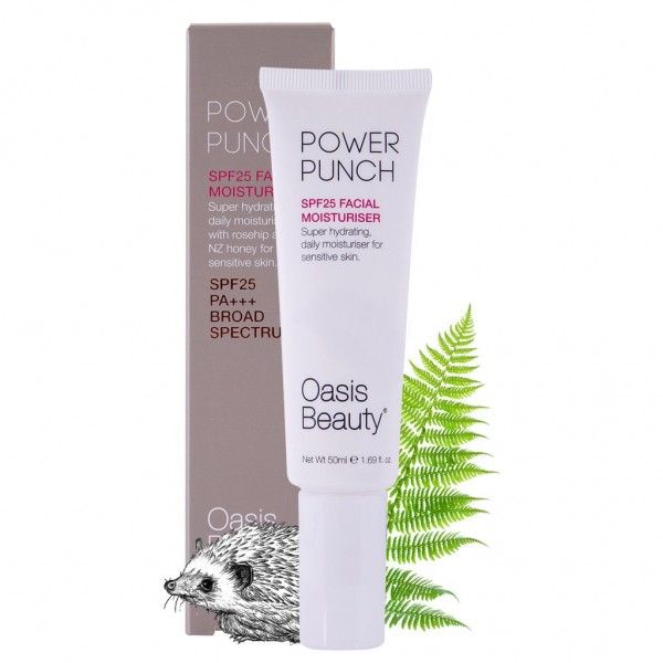 Oasis Beauty Power Punch SPF25 Facial Moisturiser 50ml