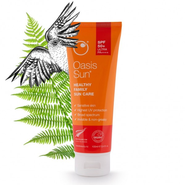 Oasis Sun SPF 50+ Ultra Sunscreen 100ml
