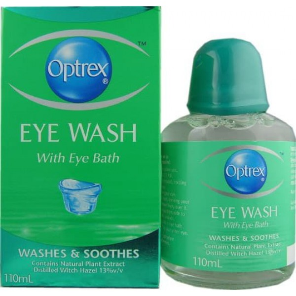 Optrex Eye Wash 110ml