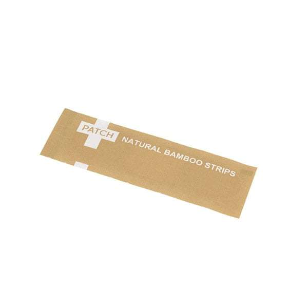 PATCH Natural Bamboo Adhesive Plasters 25Pk