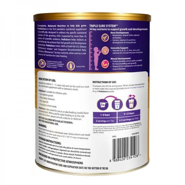 Pediasure Powder Strawberry 850g