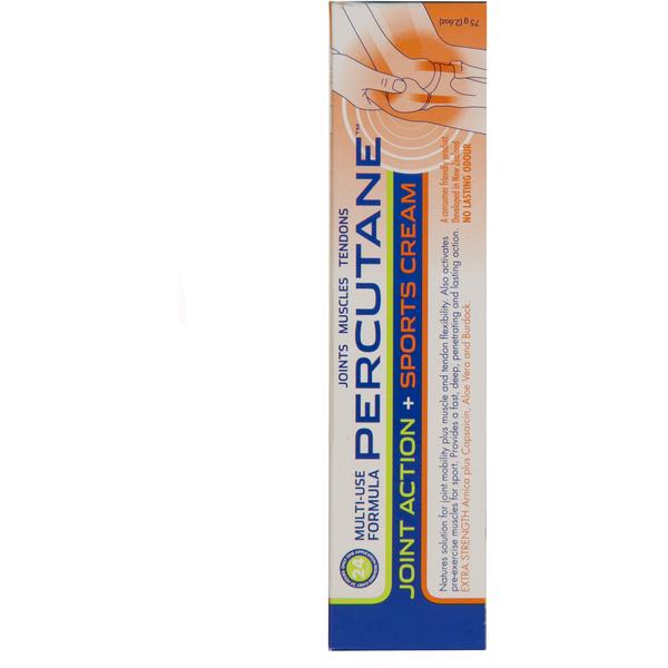 Percutane Joint And Sports Cream 75g Tube
