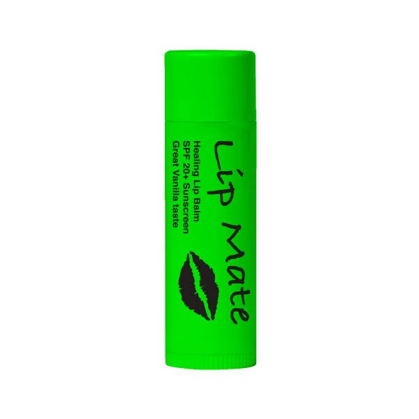 Lip Mate Lip Balm SPF20+ Green Colour