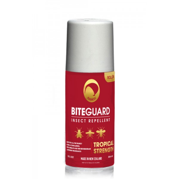 Pharmexa BiteGuard Insect Repellent Roll On 80ml
