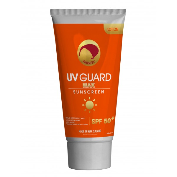Pharmexa UV Guard Max Sunscreen Lotion SPF 50+ 200ml