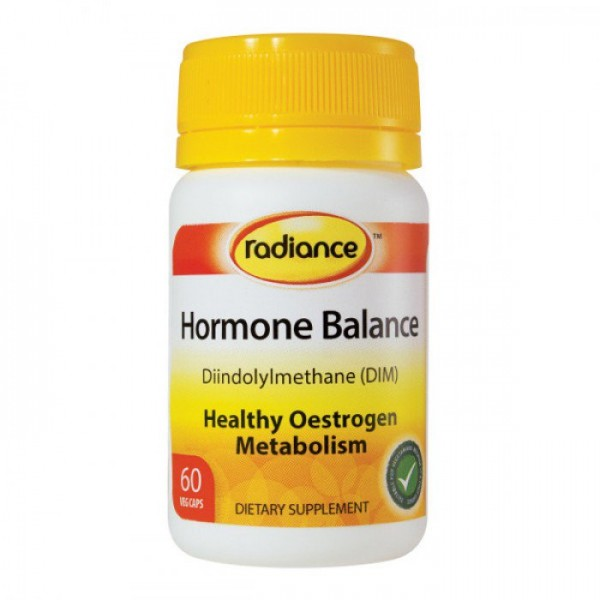 Radiance Hormone Balance 60 Capsules