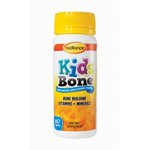 Radiance Kids Bone Chewable 60 Tablets