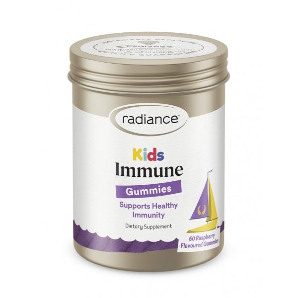 Radiance Kids Immune 60 Gummies
