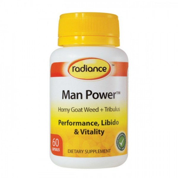 Radiance Man Power 60 Tablets