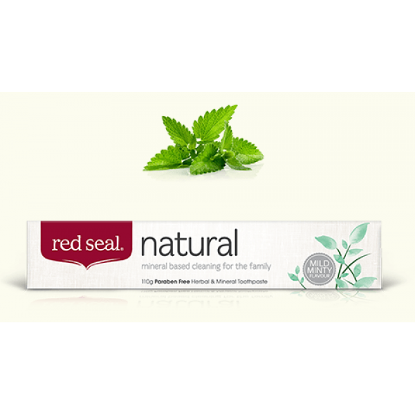 Red Seal Natural Toothpaste 110g