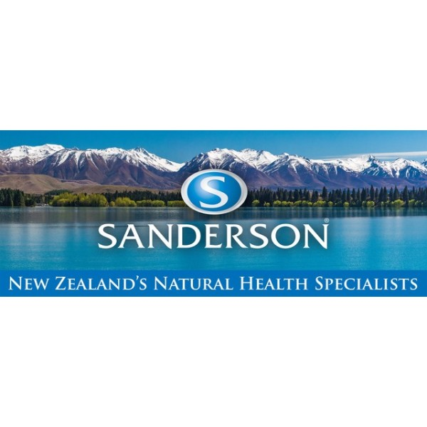 Sanderson Echinacea & Elderberry Drops 30ml