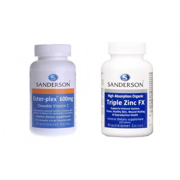 Sanderson Immune Pack
