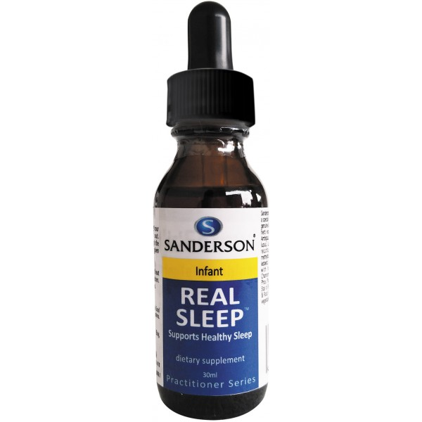 Sanderson Real Sleep Infant Drops 30ml