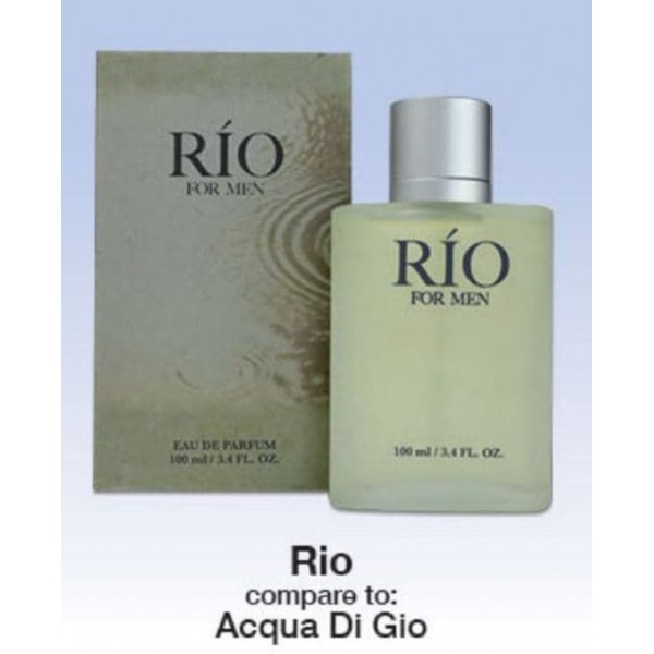 Sandora Fragrances Men's Perfume Rio 100ml