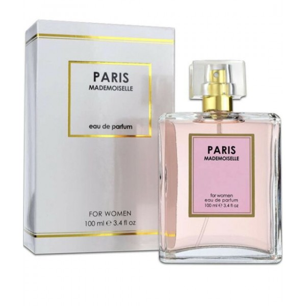 Sandora Fragrances Women's Perfume Paris Mademoiselle 100ml