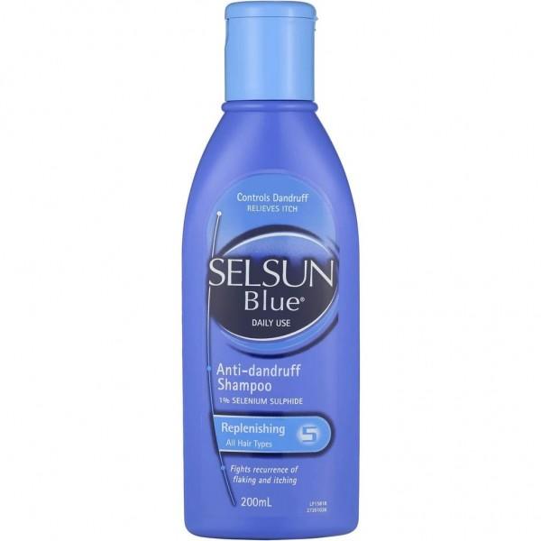 Selsun Blue Replenishing Anti Dandruff Shampoo 200ml
