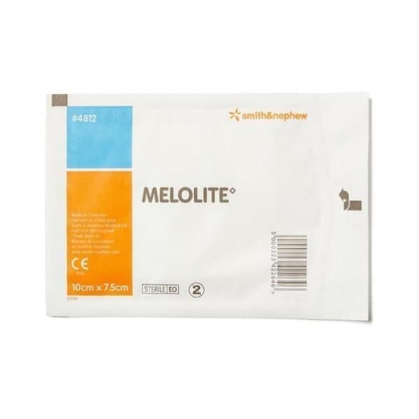 Smith & Nephew Melolite Dressing 10cmx7.5cm Single Unit