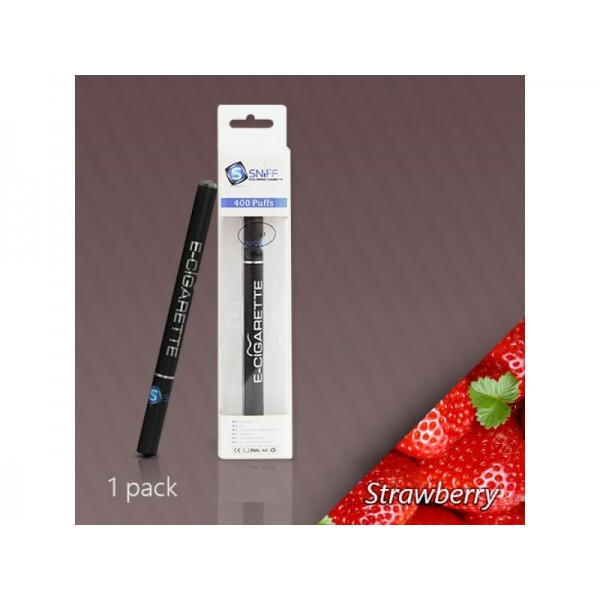 Sniff Electronic Cigarette - Strawberry Flavour