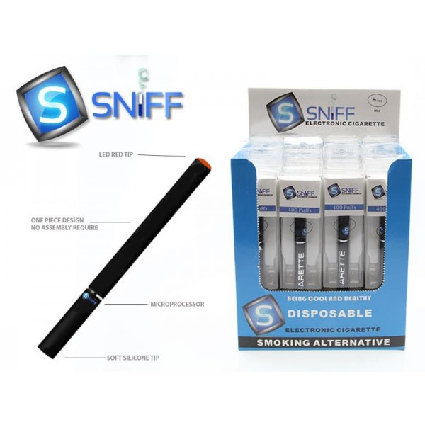 Sniff Electronic Cigarette - Apple Flavour