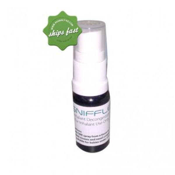 Sniffle Inhalant Decongestant 10ml