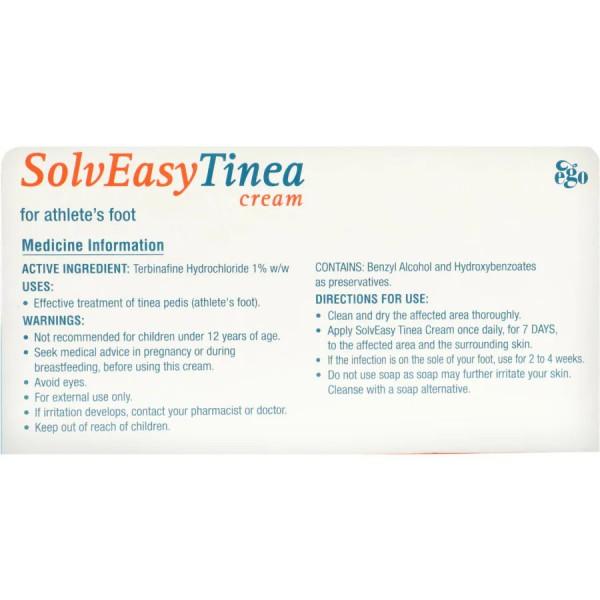 SolvEasy Tinea Cream 1% 15g