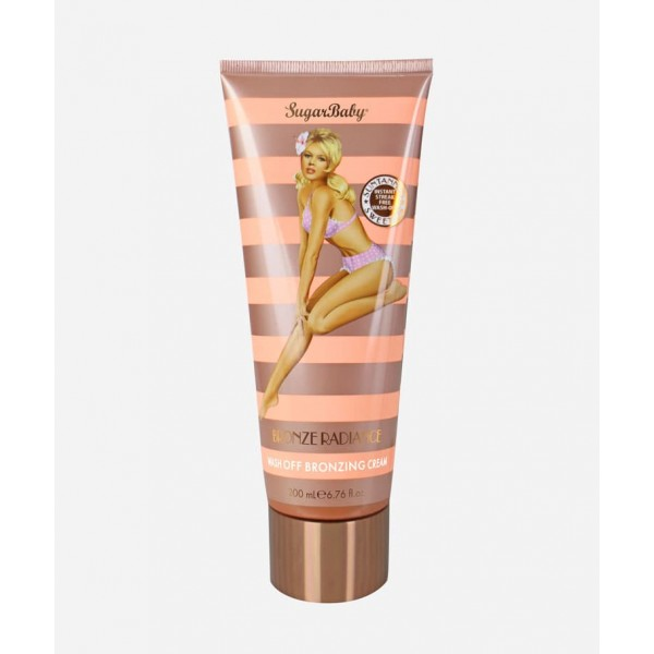 SugarBaby Bronze Radiance Wash Off Bronzing Cream 200ml