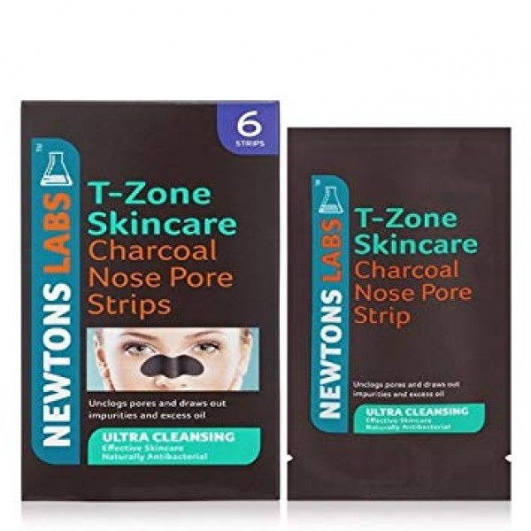 T-Zone Charcoal Nose Pore 6 Strips