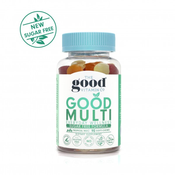 Good Vitamin Adult Good Multi Sugar Free 90 Gummies