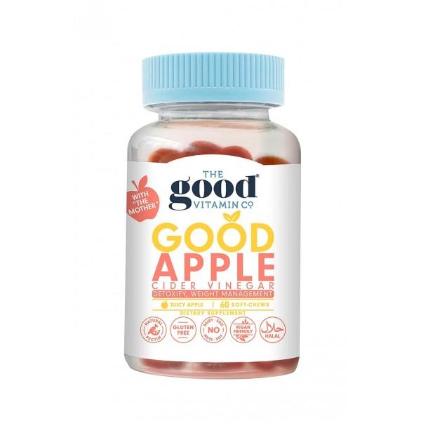 Good Vitamin Co Good Apple Cider Vinegar 60 Gummies