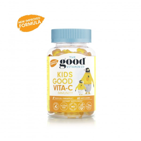 Good Vitamin Kids Good Vita C Immunity 60 Gummies