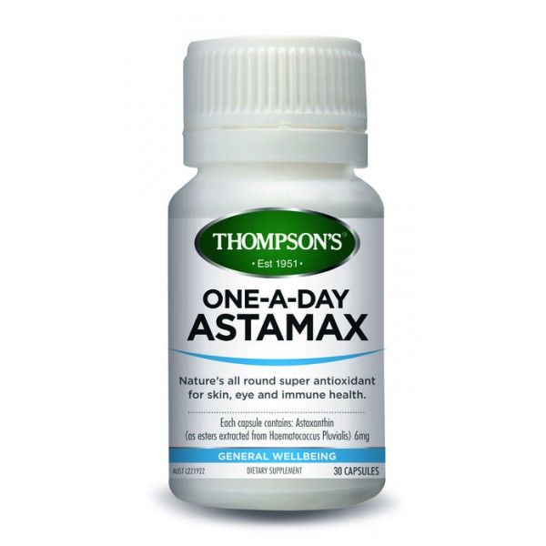 Thompson's AstaMax One-A-Day 30 Capsules