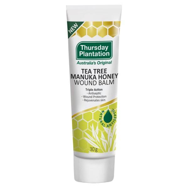 Thursday Plantation Tea Tree Manuka Honey Wound Balm 30g