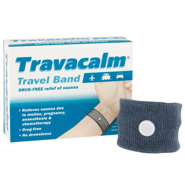 Travacalm Nausea Control Band One Pair
