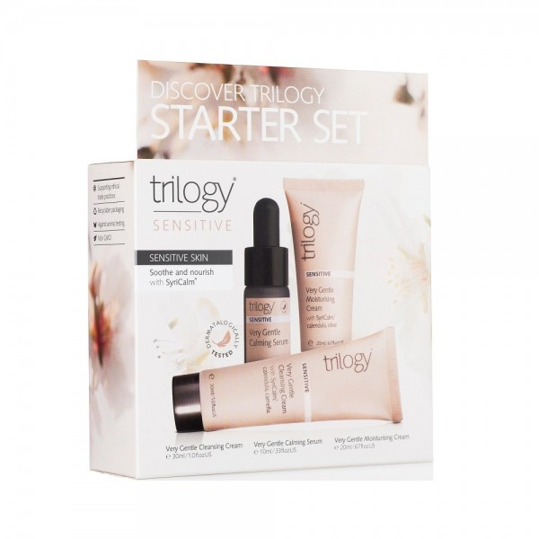 Discovery Trilogy Starter Set (Sensitive Skin)